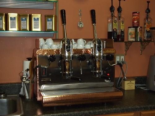 Machine Cafe Expresso Sans Broyeur