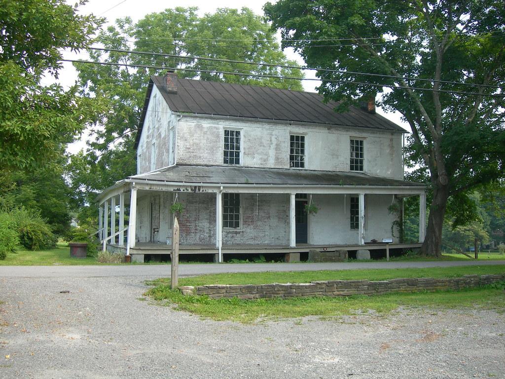 3rd Randolph County Jail | Beverly, West Virginia Built betw