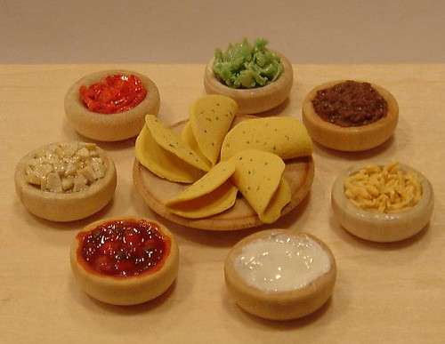 Miniature Taco Preparation | by smudgins