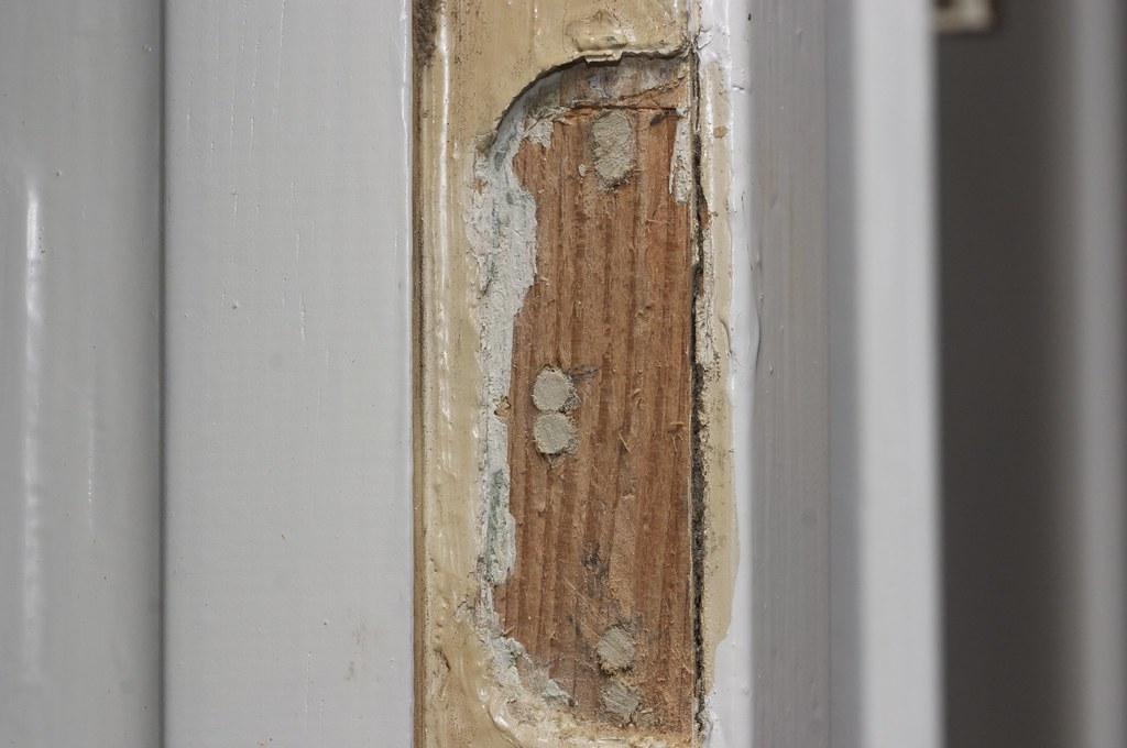 ... Door Hinge Repair | By MrO