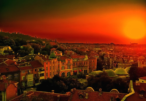 Red Hot Charming Plovdiv (Bulgaria`s most interesting photo on flickr!!!) | by Emilofero