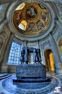Marshal Foch's tomb | by A.G. Photographe