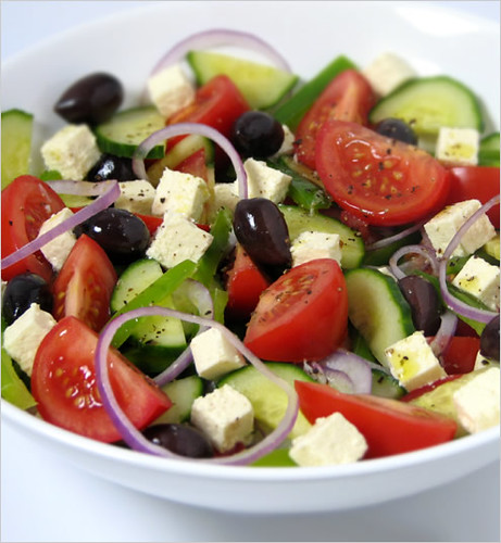 Greek salad | by ric_w