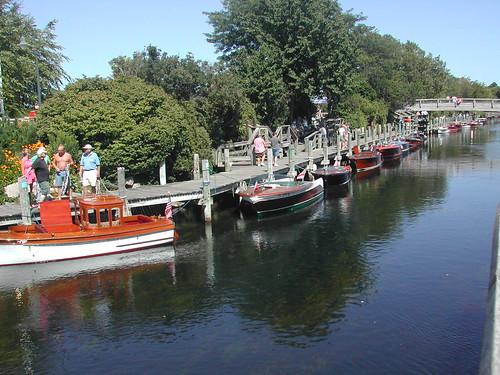 Old boat show traverse city mi chris craft woody boat for Craft shows in traverse city mi