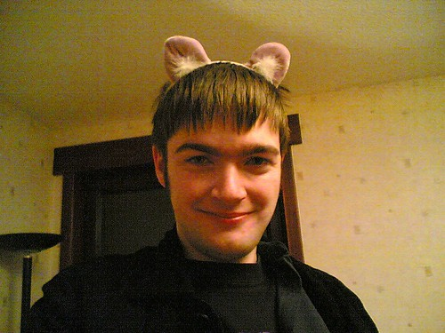 Me in cat ears | by colinmunro