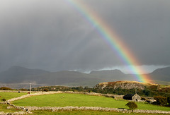 Harlech Rainbow | by Time Grabber