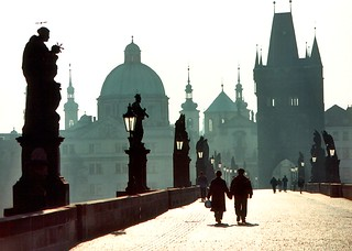 Czech Republic - Prague - Holding Hands | by Darrell Godliman
