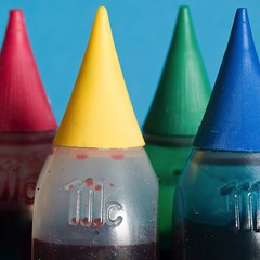 Food Coloring Bottles | by ljguitar