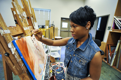 Art Student | by San Jac College