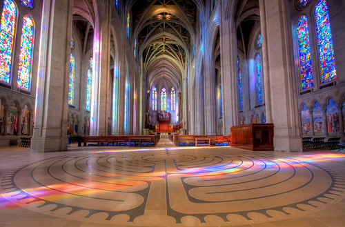 Grace Cathedral San Francisco Took Another Trip To The