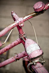 Pink bike | by Frau Haselmayer