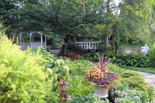 Nyc Queens Flushing Queens Botanical Garden Weddin