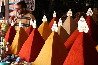Pyramidal spices | by matteo_dudek