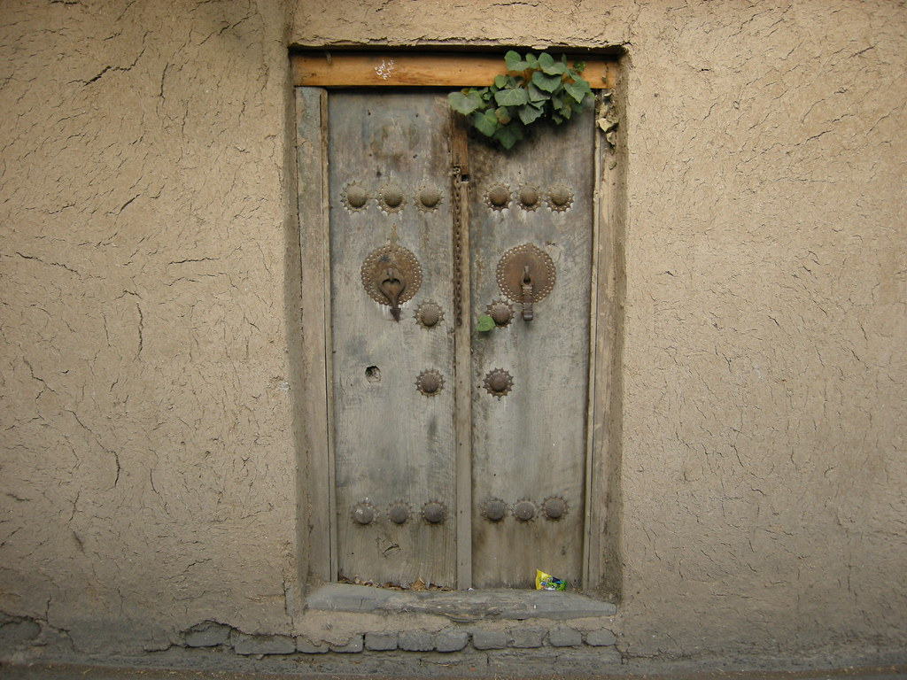 ... Old persian door | by Maziar Barzi & Old persian door | Maziar Barzi | Flickr