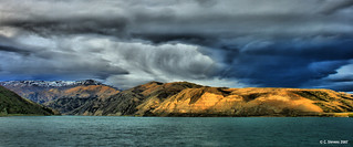 Mountains In Alexandra Panorama | by chris17nz