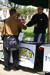 2005 Career Fair (Radio Stations) | by California State University Channel Islands