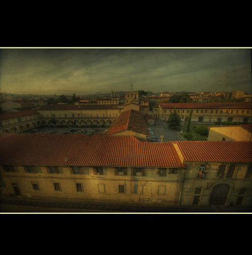A Room With a View, Florence. | by sisyphus007