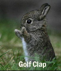 bunny-golfclap | by Euroranger