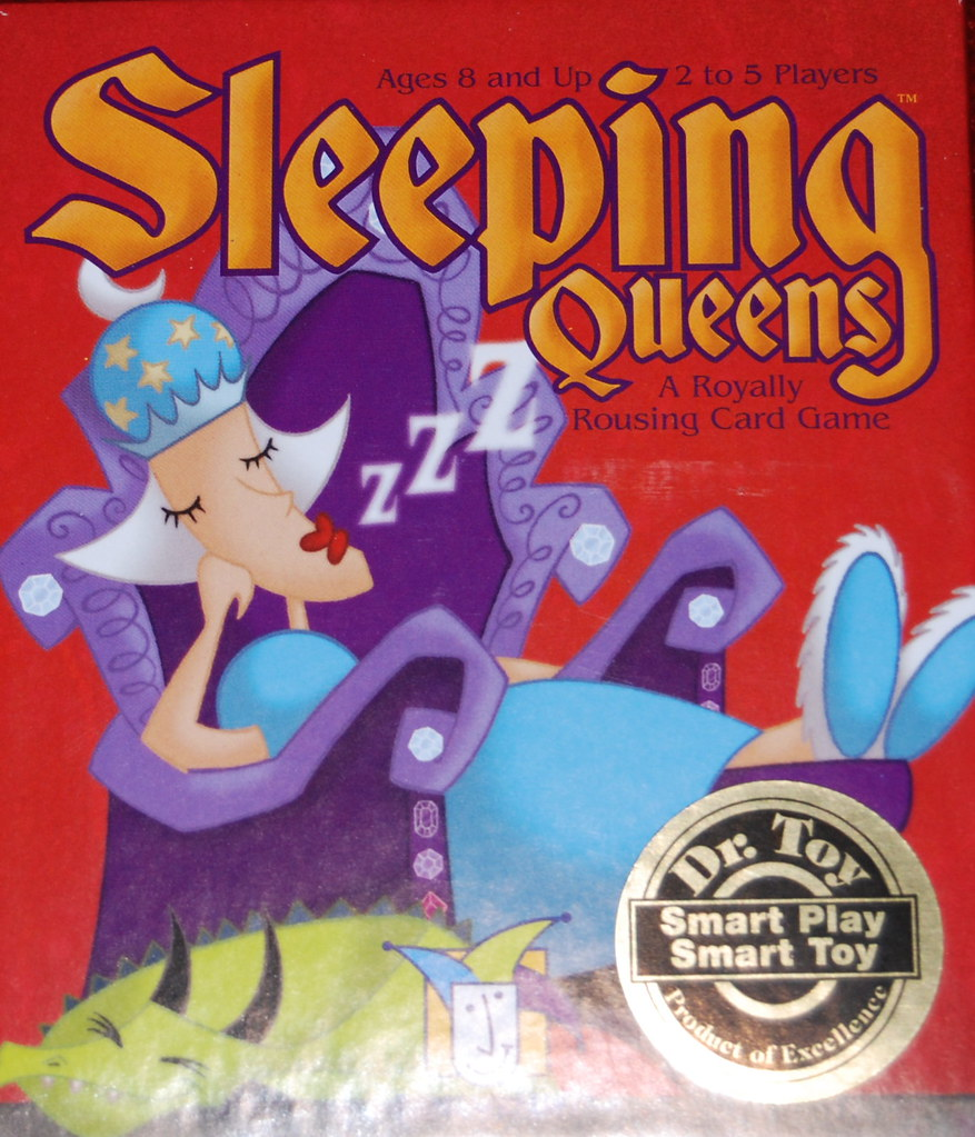 Image result for sleeping queens