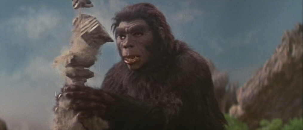 Image result for THE MIGHTY PEKING MAN
