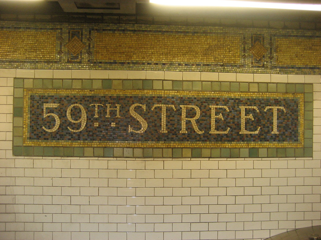 Nyc lexington avenue 59th street subway station lexingto flickr nyc lexington avenue 59th street subway station by wallyg dailygadgetfo Choice Image