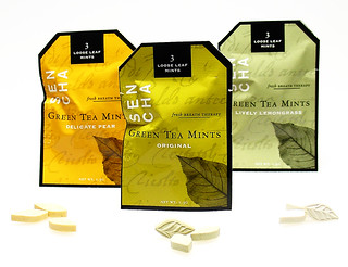 Sen Cha Green Tea Mints | by cybele-