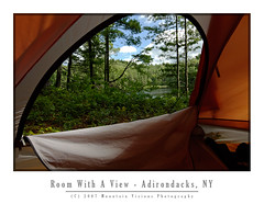 Room With A View - Osgood River | by Mountain Visions