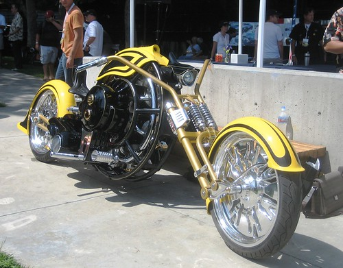 Dreamcraft Motorcycle Gatsby  7 Cylinder - 2007 | by MR38.