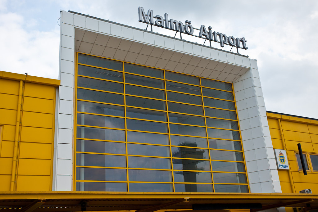 Bildresultat för malmö airport