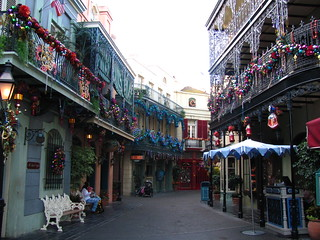 The holidays hit New Orleans Square | by Castles, Capes & Clones