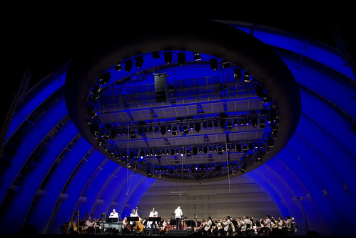 John Williams at the Hollywood Bowl | by Peter-Duke