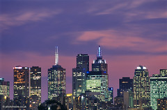 melbourne skyline | by photohome_uk