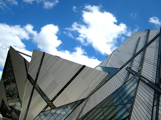 ROM's Crystal addition Toronto | by swisscan