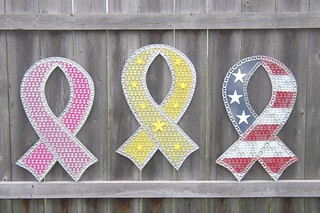 Support Ribbons | by Cheryl's Art Box