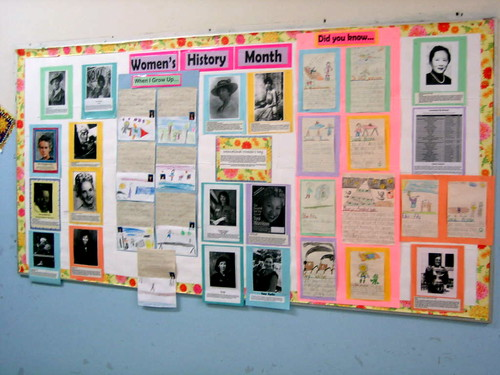 Women's History Month | by Girl Least Likely To