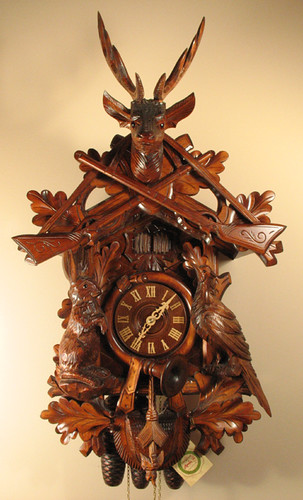 8396 cuckoo clock by rombach und haas this traditional mod flickr. Black Bedroom Furniture Sets. Home Design Ideas