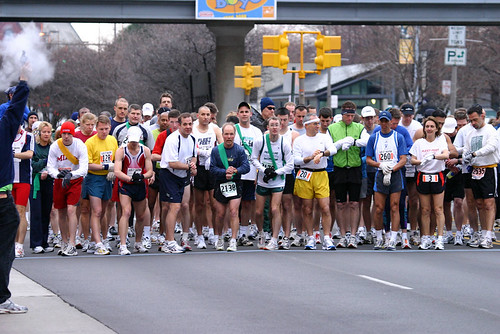Glass City Marathon Results