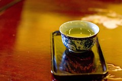 Lady Lan Green Tea | by Abstract Gourmet
