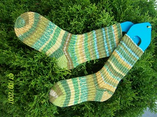 Happy Socks | by knitting bandit