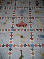 Circus Quilt | by Townmouse