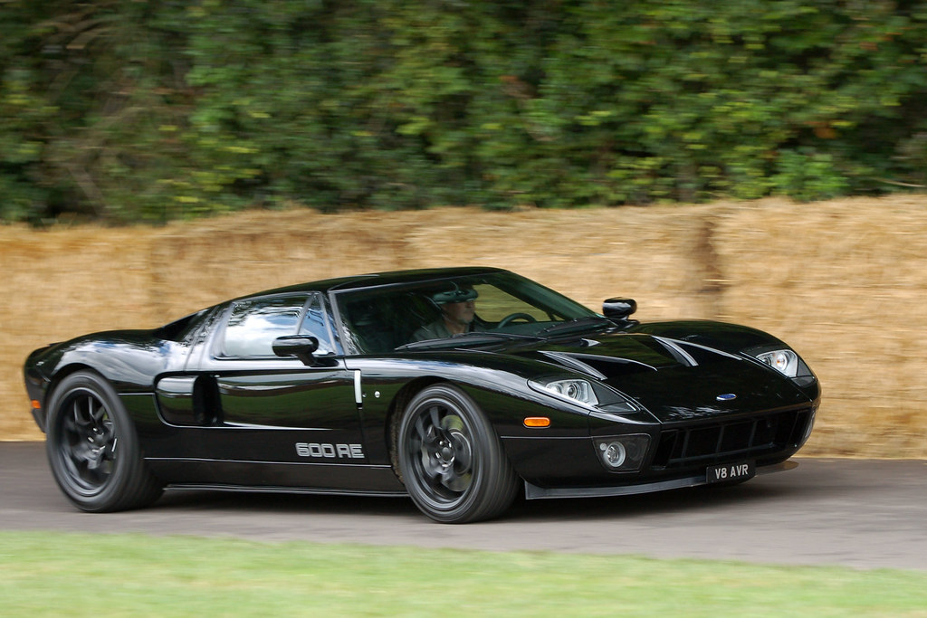 2004 ford gt roush 600 re