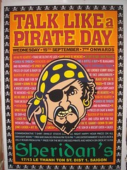 Party like pirates ... | by International Talk Like A Pirate Day