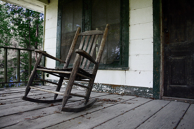 ... Rocking Chair Porch   MG_0972_72dpi | By Kevindean