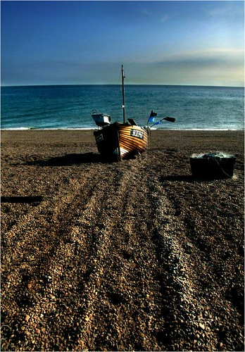 Evening Light- Hastings | by Peter Juerges