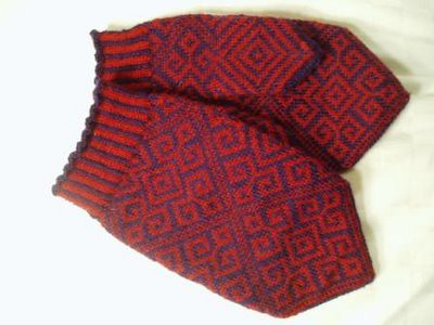 121205_red_latvian_mittens | by knittingem