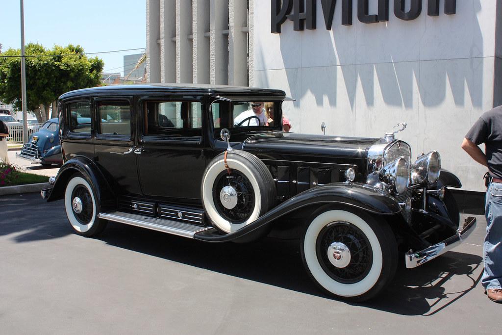 Al Capone's 1930 Cadillac 452 V-16 Armored Imperial Sedan | Flickr