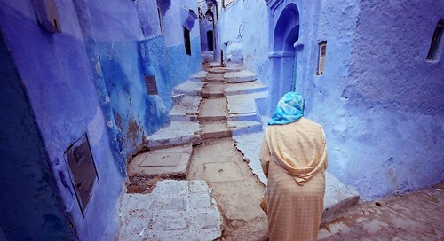 chefchaouen | by Jim Delcid