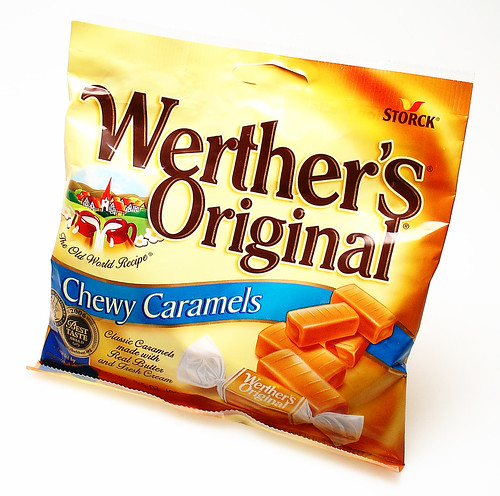 Werther's Original Chewy Caramels | by cybele-