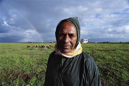 Portrait of shepherd. Morocco | by World Bank Photo Collection