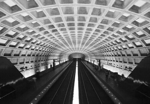 Ballston subway station | by larryt135